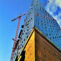 Das Foto wurde bei Elbphilharmonie von JohKnee am 10/26/2011 aufgenommen