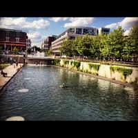 Foto tirada no(a) The Yards Park por Chris S. em 6/3/2012