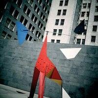 9/6/2011 tarihinde @TravelAwanziyaretçi tarafından San Francisco Modern Sanat Müzesi'de çekilen fotoğraf