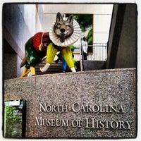 Das Foto wurde bei North Carolina Museum of History von Richard C. am 6/5/2012 aufgenommen