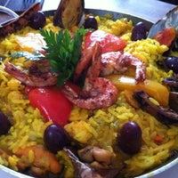 Foto scattata a Dalí Cocina da Flavia P. il 9/7/2011