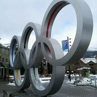 Foto tomada en Olympic Plaza por Ms.Fu el 1/30/2012