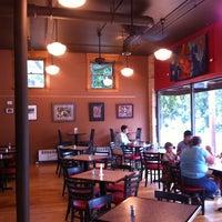 8/31/2011 tarihinde Bill R.ziyaretçi tarafından Chilkoot Cafe and Cyclery'de çekilen fotoğraf