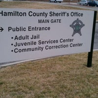 Hamilton County Jail - Police Station in Noblesville