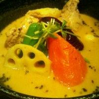 11/4/2011にDaisuke S.がスープカリーイエローで撮った写真
