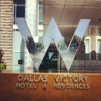 W Dallas Victory Victory Park Dallas Tx
