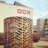 8/22/2012にHakume E.がDOX Centre for Contemporary Artで撮った写真