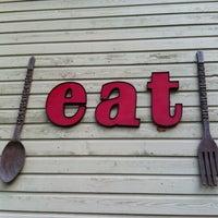 11/6/2011 tarihinde Simeon B.ziyaretçi tarafından The South Store Cafe'de çekilen fotoğraf