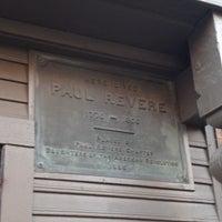 Foto scattata a Paul Revere House da Joycee O. il 7/14/2012
