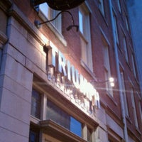 Foto tirada no(a) Triumph Brewing Company por Jed S. em 10/19/2011
