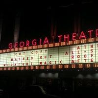 Foto tirada no(a) Georgia Theatre por Amanda V. em 9/29/2011