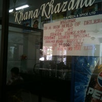 Foto scattata a Khana Khazana da Gerry C. il 2/26/2011