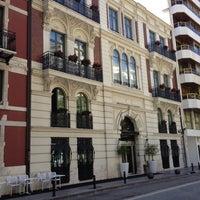 Foto tirada no(a) Hotel Hospes Palau de la Mar***** por Alejandro B. em 4/23/2012