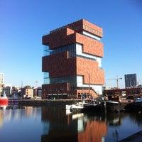 10/16/2011にBram G.がMAS | Museum aan de Stroomで撮った写真