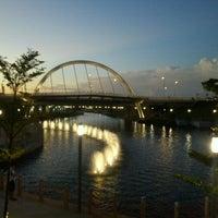 Снимок сделан в Punggol Waterway Park пользователем Nicholas C. 11/9/2011