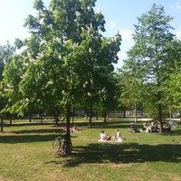 4/24/2011にSascha G.がVolkspark Friedrichshainで撮った写真