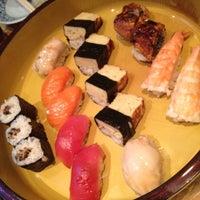 9/13/2012 tarihinde Zeynep T.ziyaretçi tarafından Sushi Yasuda'de çekilen fotoğraf