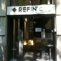 Foto scattata a Refin Studio da Caterina P. il 7/4/2012