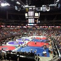 2/18/2012에 Tyler V.님이 Wells Fargo Arena에서 찍은 사진