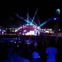 8/25/2012にXuan M.がUshuaïa Ibiza Beach Hotelで撮った写真