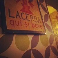 Снимок сделан в Lacerba пользователем Fabrizio B. 9/8/2012