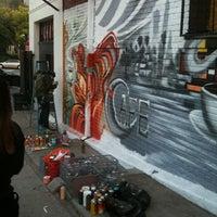 Das Foto wurde bei Chango Coffee von Natalie B. am 3/31/2012 aufgenommen