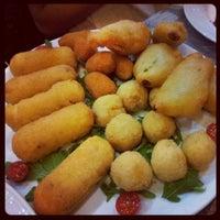 Foto tomada en Napoletani D.O.C. Restaurant & Pizzeria por En Ocasiones Veo Bares el 6/13/2012