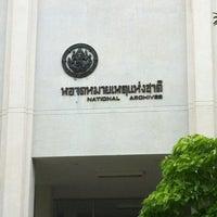 Foto tomada en National Library of Thailand por Clubx X. el 5/15/2012