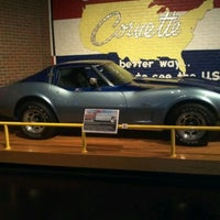 Photo taken at National Corvette Museum by Jonny A. on 8/21/2011