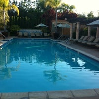 6/28/2012にDina J.がVillagio Inn & Spaで撮った写真