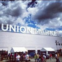 Foto tirada no(a) Union Market por Stills em 9/9/2012