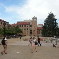 Foto diambil di University of Colorado Boulder oleh Kenny L. pada 8/30/2012