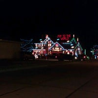 West Omaha Christmas Lights Display