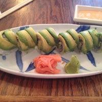Foto tirada no(a) Samurai Sushi por AnneMarie em 8/6/2012