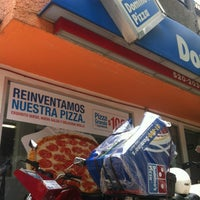 Foto scattata a Domino's Pizza da Mario L. il 6/26/2012