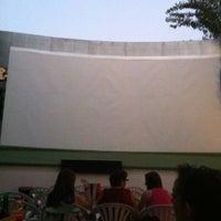 Снимок сделан в Cinema Los Vergeles пользователем Diego P. 7/20/2012