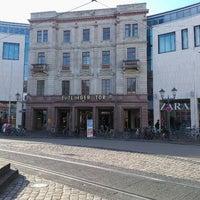 Das Foto wurde bei Ettlinger Tor von Philipp F. am 1/14/2012 aufgenommen
