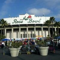 Rose Bowl Flea Market And Market Place Brookside Park