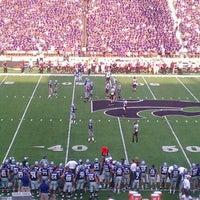 9/4/2011にSeymourがBill Snyder Family Stadiumで撮った写真