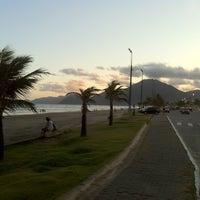 Foto tomada en Praia do Arpoador por Enir B. el 1/3/2012