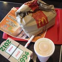Photo prise au McDonald's par Julia K. le8/3/2012