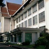 Foto tomada en National Library of Thailand por VEERAPHAN T. el 11/9/2011