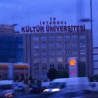 Foto tirada no(a) İstanbul Kültür Üniversitesi por Aaaa B. em 4/18/2012