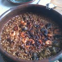 Foto tomada en Restaurant Agua por Cristina F. el 2/24/2012