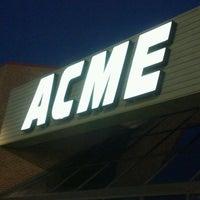 Photo taken at ACME Markets by Jason C. on 7/1/2012