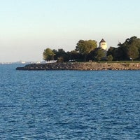 Foto tomada en Promontory Point Park por Laurassein el 8/21/2012