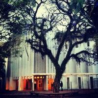 Das Foto wurde bei Museu da Imagem e do Som (MIS) von Raffaele am 9/11/2012 aufgenommen