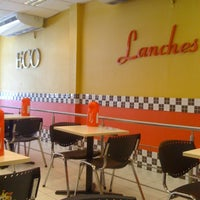 Foto diambil di Eco Lanches oleh Gilberto gibataxipoa T. pada 6/1/2012