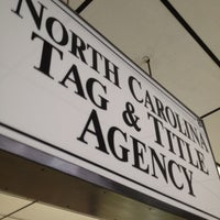 NC Tag & License Agency - 15 tips