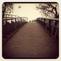 8/21/2012 tarihinde César B.ziyaretçi tarafından Puente Peatonal Condell'de çekilen fotoğraf